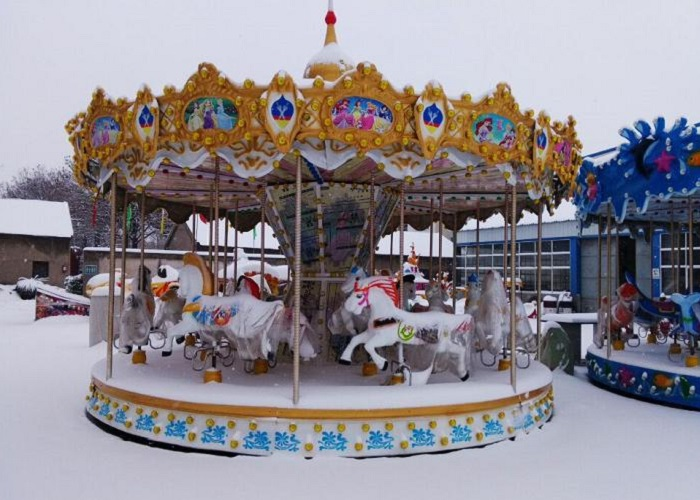Beston Christmas carousel for sale