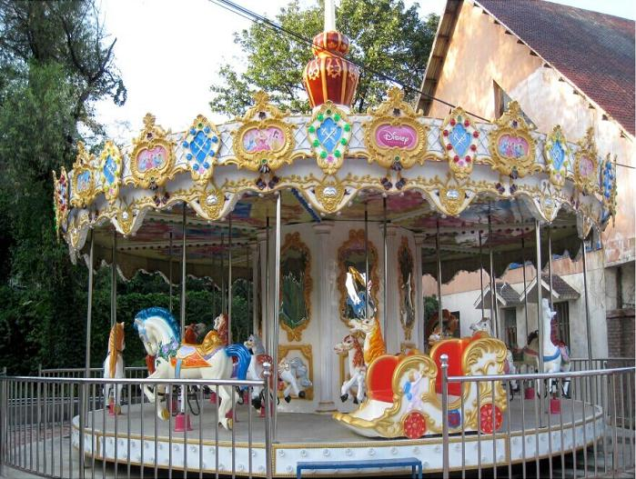 Beston backyard merry go round for sale