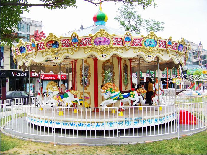 Beston central park merry go round for sale