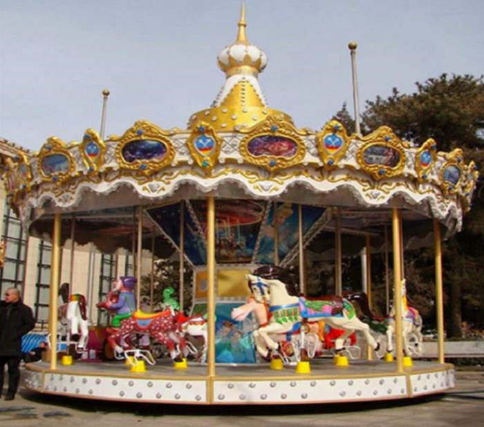 Beston deluxe classical carousel for sale