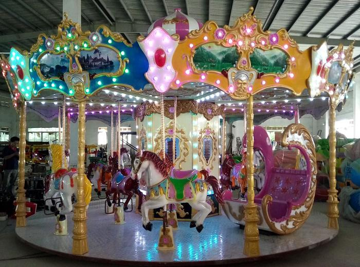 Beston indoor merry go round for sale