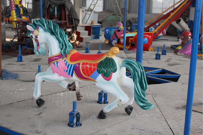 Beston handpainted carousel horse for sale