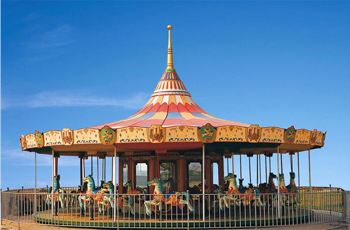 Beston horse merry go round for sale