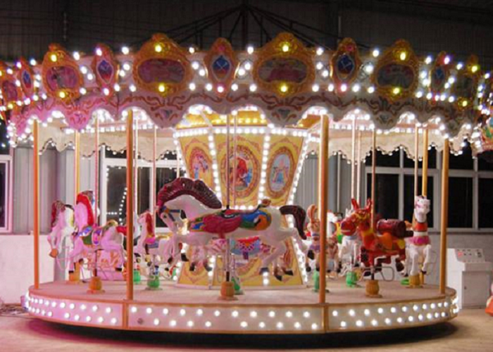Beston indoor carousel ride for sale BNCR-11