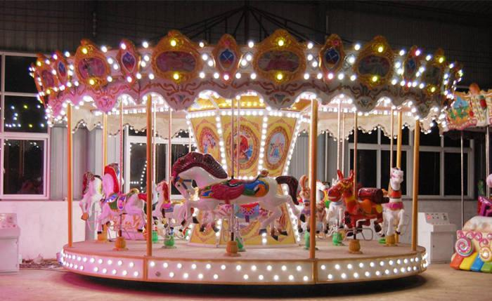 Beston indoor carousel ride for sale