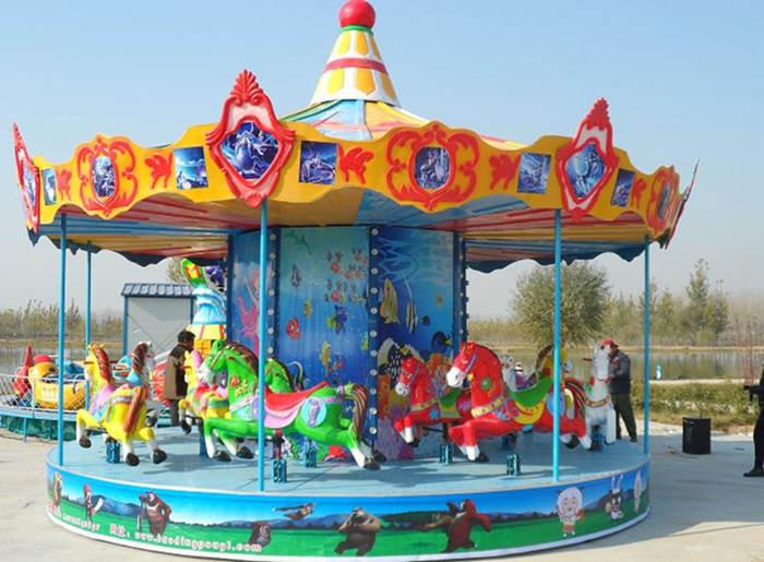 Beston kiddie merry go round for sale