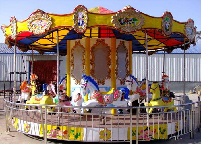 Beston kids indoor carousel ride for sale