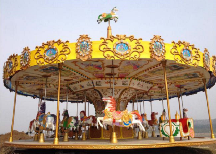 Beston merry go round carousel for sale