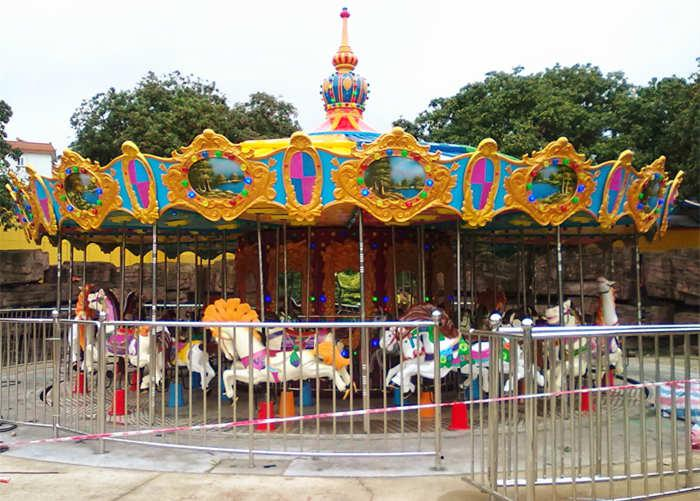 Beston merry go rounds for sale