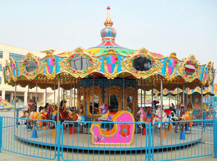 Beston park merry go round for sale