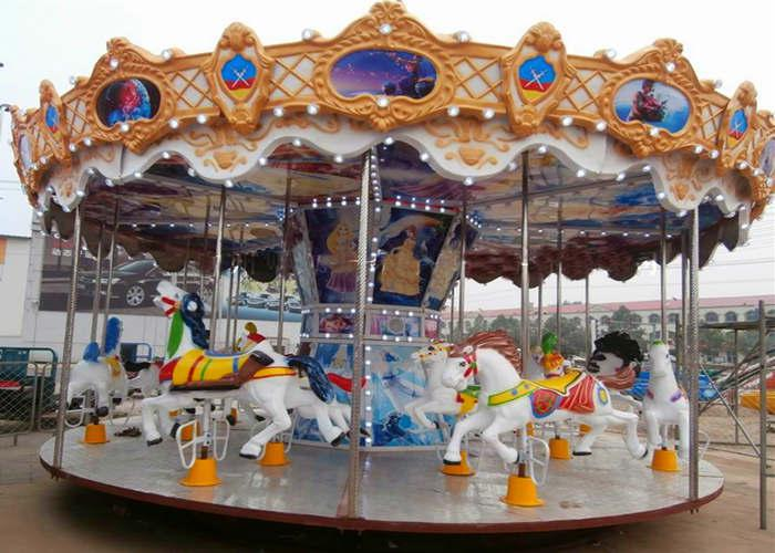 Beston theme park carousel ride for sale