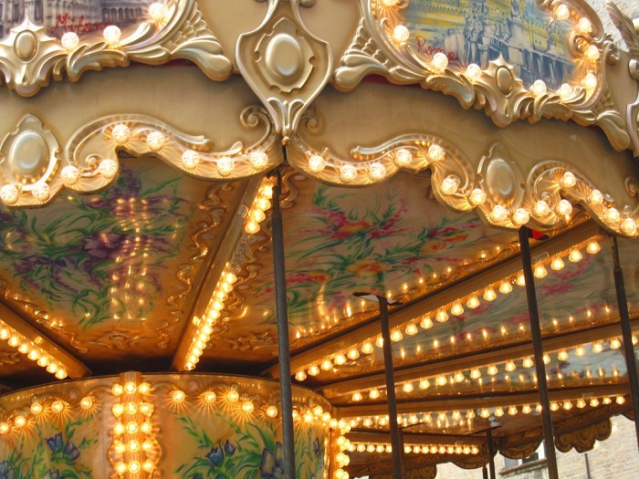 Beston carousel accessories lights for sale