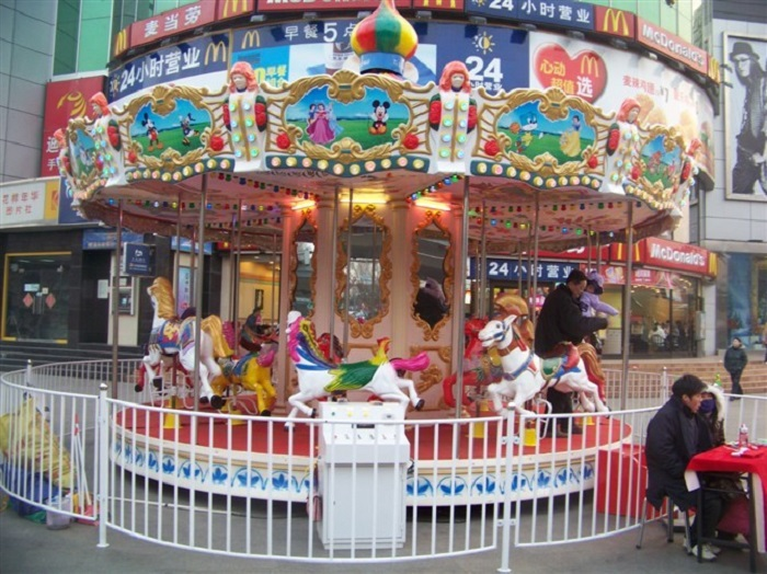 Beston grand merry go round for sale