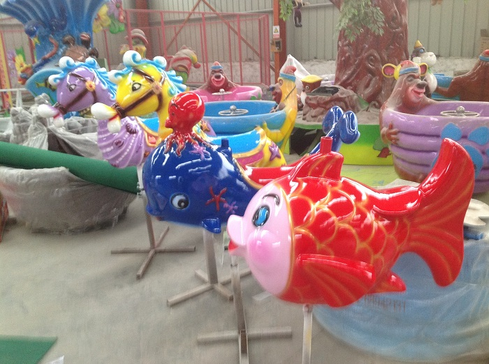 Beston ocean carousel animals for sale