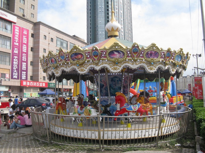 Beston park merry-go-rounds for sale