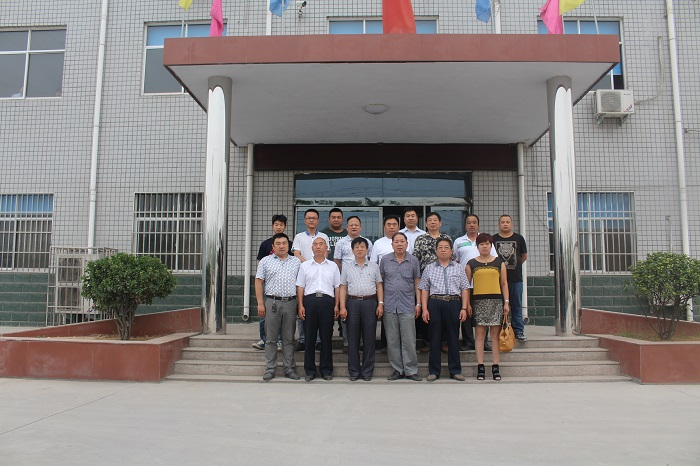 Members in Henan Chamber Of Commerce Visit Beston