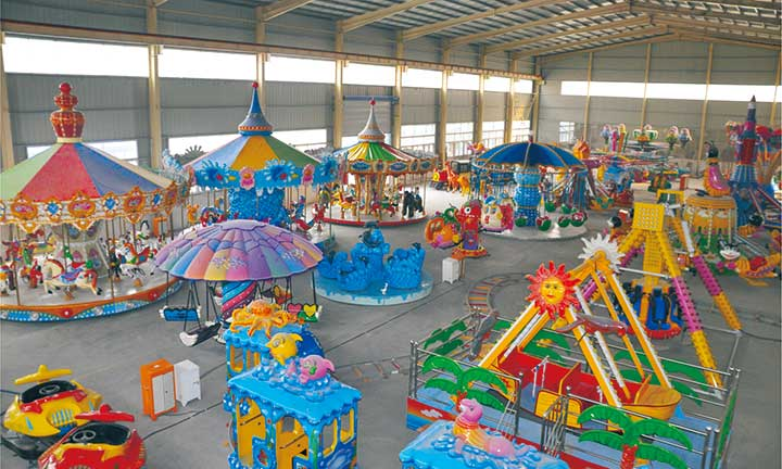 buy quality amusement park equipment at reasonable prices